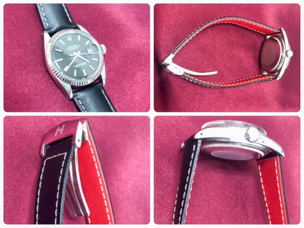 official photos dbe2e a8650 時計修理の日々 | ロレックスのベルト交換を承りました。(愛知 ...