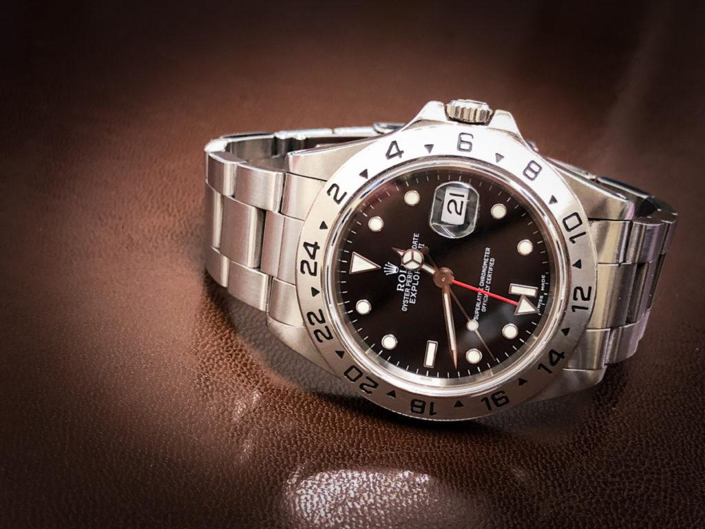 new arrival bf39d dad0d 時計修理の日々 | ロレックス・エクスプローラーⅡの ...