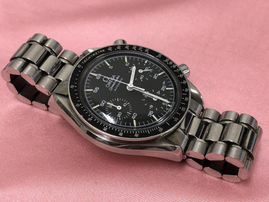 hot sale online ce476 200da 時計修理の日々 | オメガ、スピードマスターの修理を承りました ...